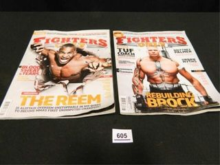 Fighters Only Magazines  2