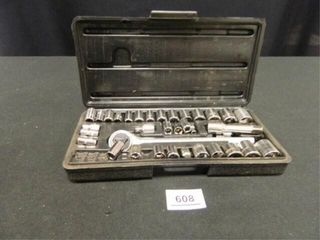 Standard   Metric Socket Set