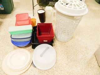 Plastic Storage Containers  Pitchers