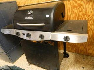 BBQ Grillware 3 Burner Gas Grill