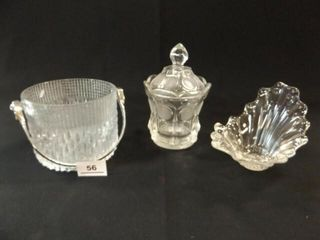 Clear Glass Pieces  3