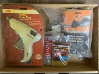 Hot Glue Guns   Glue