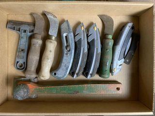 Box Cutters   Blades