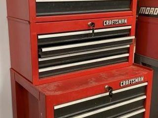 Craftsman Stacking Toolbox
