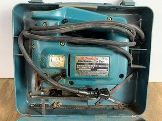 Makita Electric Jig Saw