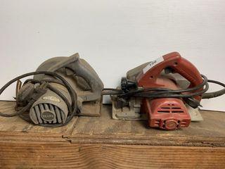 Sears   Milwaukee Circular Saws