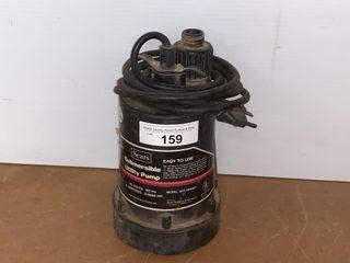 Submersible Utility Pump