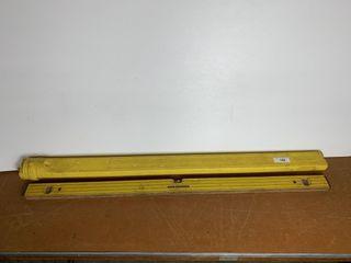 Stanley Box Beam level