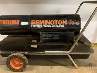 Remington 150 Portable Heater