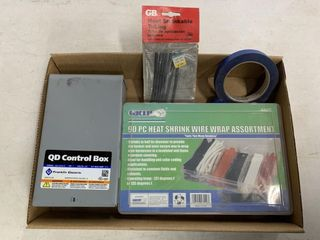 Assorted Shrink Wire   Tape