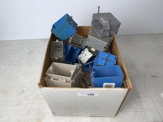 Plastic Electric Boxes