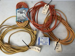 25  Extension Cords