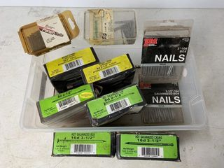 Assorted Nails