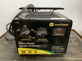 John Deere 200 AMP Battery Charger