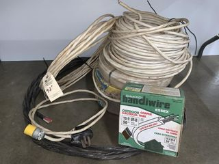 Assorted Electrical Wire