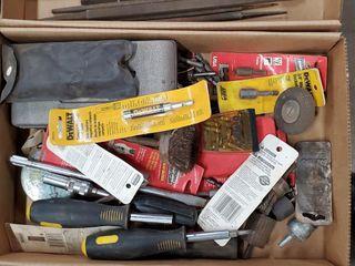 Dewalt Screwdrivers   Assorted Items