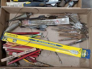 Contractor Pencils   Drill Bits