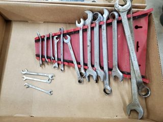 Cornwell Combo   Open Ended Wrenches