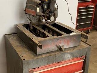 Sears Craftsman 10  Radial Arm Saw