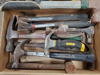 10   Hammers   1   Hammer Head