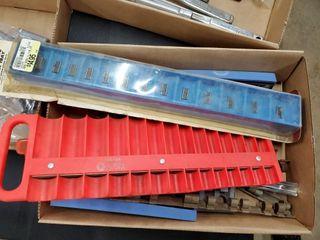 Socket Trays   Holders