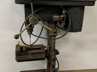 Master Mechanic Bench Top Drill Press