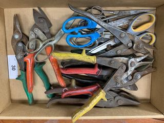 Tin Snips   Scissor
