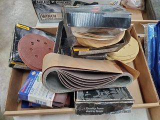 Asst  Sand Paper   Pads