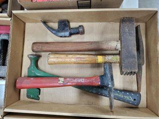 Asst  Welding Hammers   Mallet