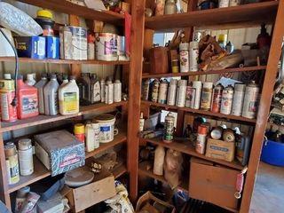 Content of Shelf  Oil  Paints  Asst