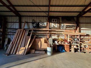 asst Pipe  lumber  Racecar Hoods  racecar parts