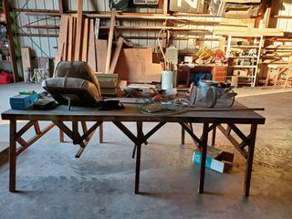 asst fishing  Ambassador reels  workbench