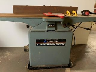 Delta 8  Professional Jointer