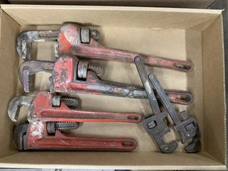 6   Pipe Wrenches