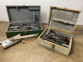 Weiser lock Installation Tools