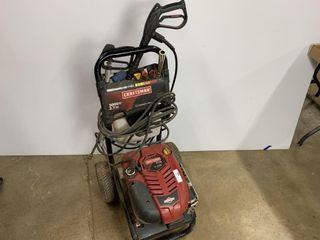 Craftsman 3000 PSI Power Washer