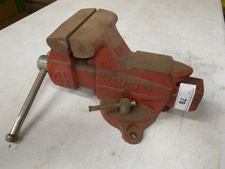 Craftsman 4 1 2  Bench Vise