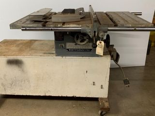Rockwell Model 12 Contractor s Saw