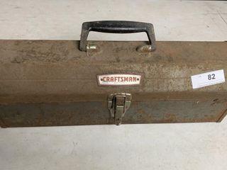 20  Craftsman Toolbox