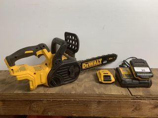 Dewalt 12  Electric Chainsaw