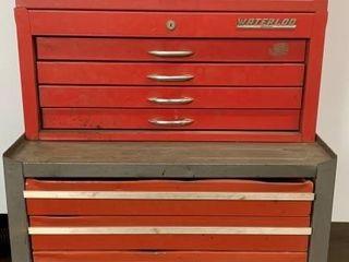 Waterloo   Craftsman Stacking Toolbox