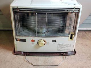 Kero sun Radiant 40 Kerosene Heater   22 x 11 x 17 5 in  tall