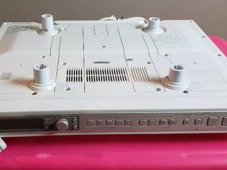 Sony   Under Kitchen Cabinet CD Player AM FM weather Clock Radio w Remote   works