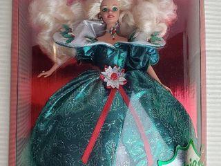 Mattel Barbie   Happy Holidays 1995 Special Edition  NIB
