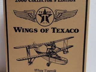 Ertl 2000 Wings Of Texaco The Duck 1936 Keystone loening Commuter Diecast Bank