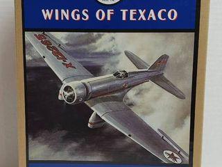 Wings Of Texaco 1932 Northrop Gamma Airplane Bank   2nd in the Series