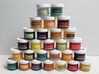 Scentsy large 2 oz  Party Tester Wax Jars   27 Various Scents
