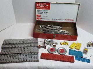 Vintage Gilbert Erector Set   No  10181