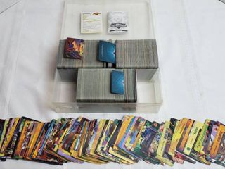 Marvel Over Power Card Game