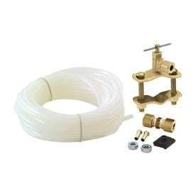 EASTMAN 25 ft 200 PSI Polyethylene Ice Maker Connector